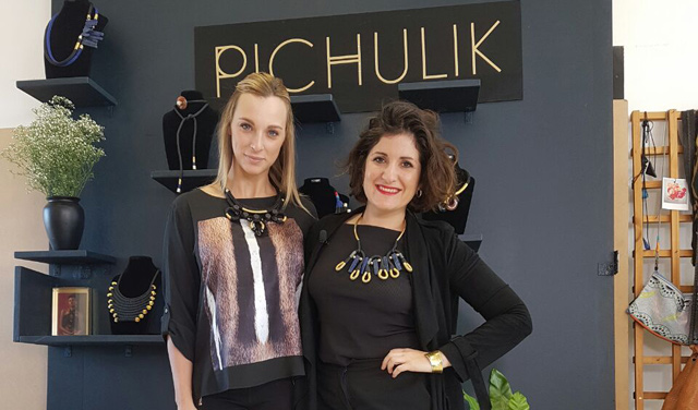 Pichulik jewellery on Top Billing 2