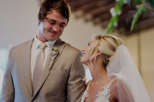Franco Mostert wedding Top Billing