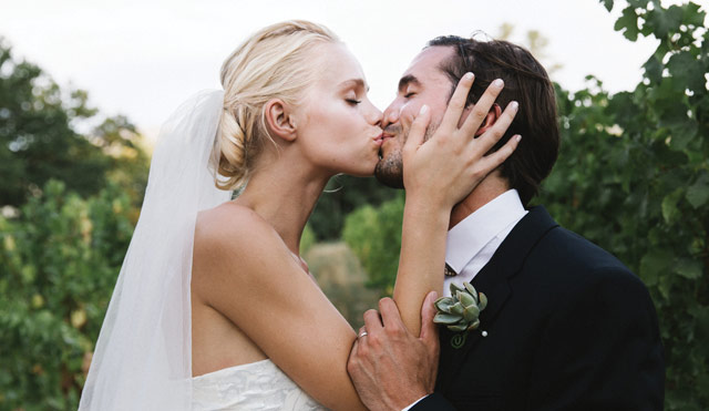 Luc and Mari wedding on Top Billing 2
