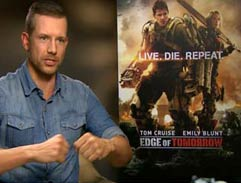 Edge of tomorrow interview