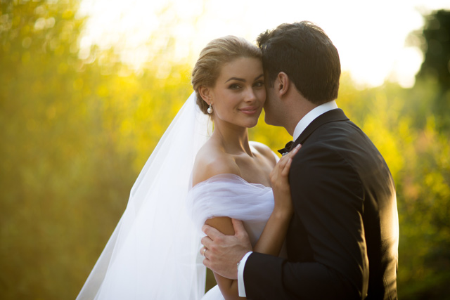 Rolene Strauss Wedding on Top Billing