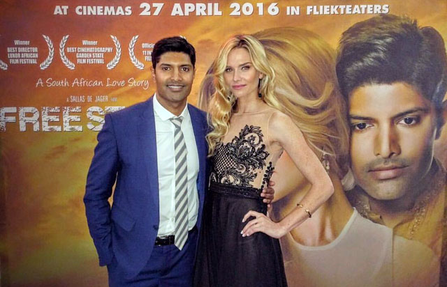 Top Billing chats to Andrew Govender about his new film new film Free State