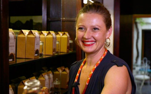 Top Billing meets tea specialist Jessica Bonin 2