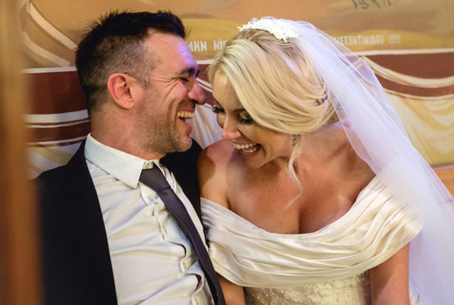Top Billing features the wedding of radio presenter Bailey Schneider