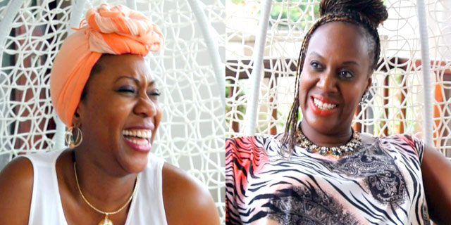 Maimoona Omuabor and Hafsa Salim on Top Billing