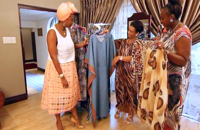 Maimoona Omuabor and Hafsa Salim on Top Billing 3