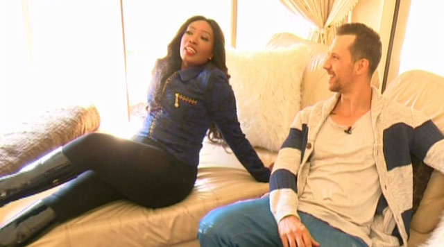 Top Billing features sophie ndaba at home