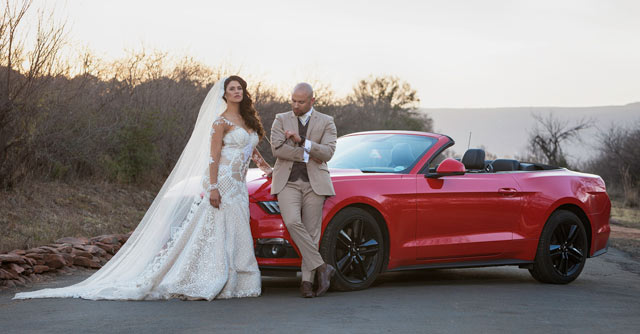 Clint Brink wedding on Top Billing 2