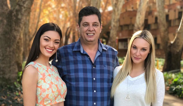 Top Billing Features Miss Sa Demi Leigh Nel Peters
