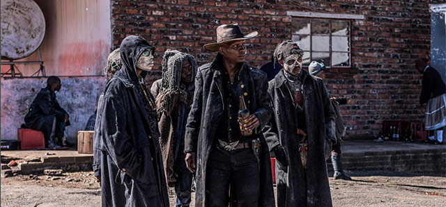 Five Fingers for Marseilles 2