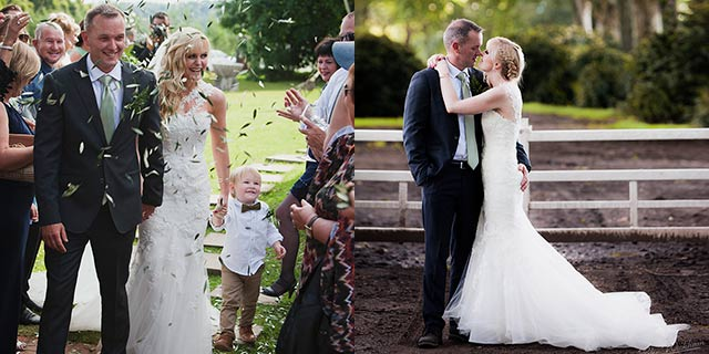 Jackie Cameron wedding on Top Billing 2