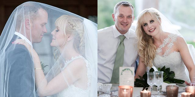 Jackie Cameron wedding on Top Billing 3