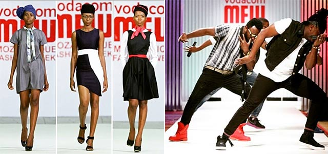 Mozambique fashion week on Top Billing 3