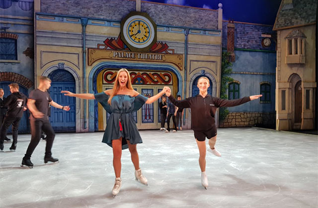 Cinderella on Ice on Top billing 1