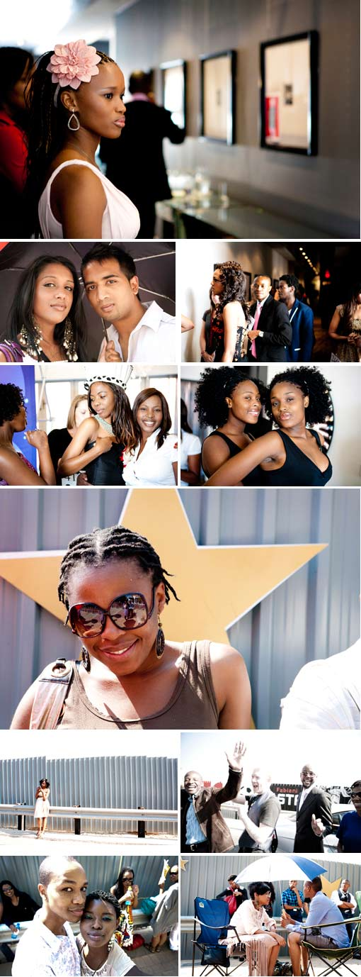 Top Billing Presenter Search comes to Johannesburg