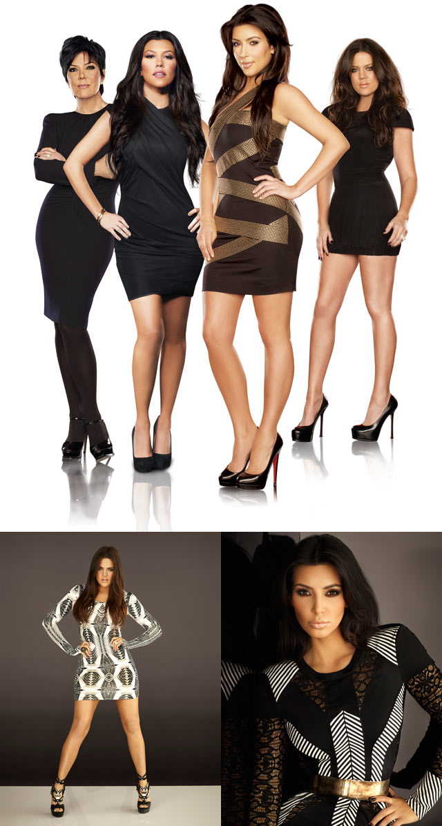 Top Billing interviews Kim and Khloe Kardashian