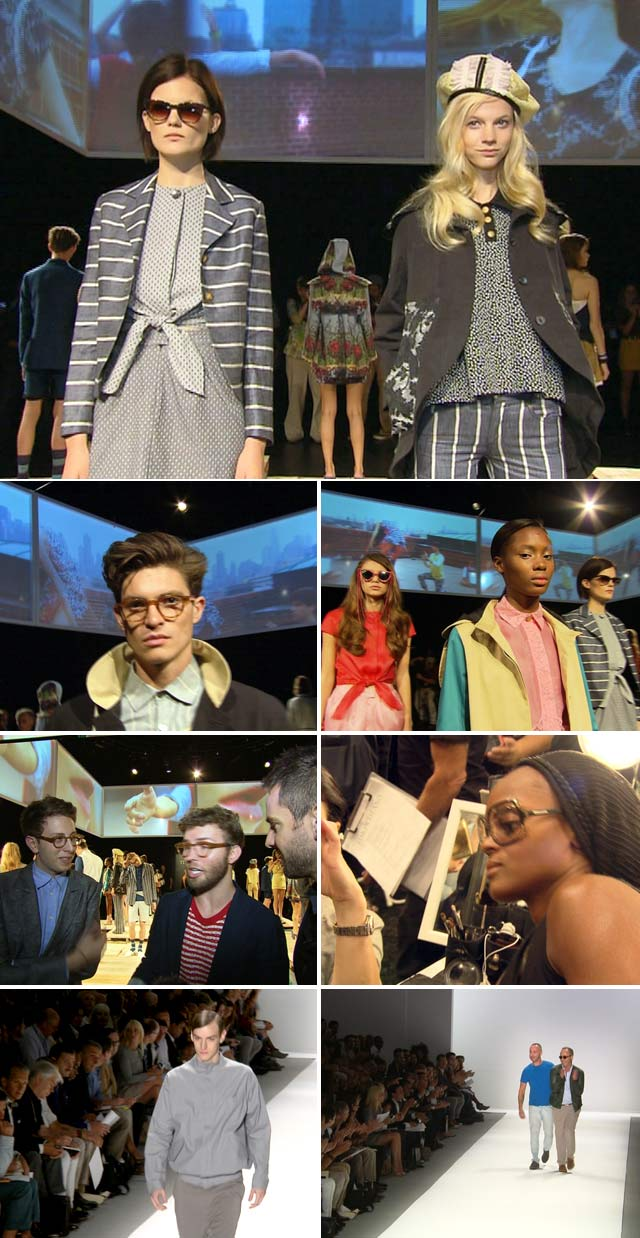 Top Billing attends NYFW 2010 and speaks to designers Duckie Brown & Timo Weiland