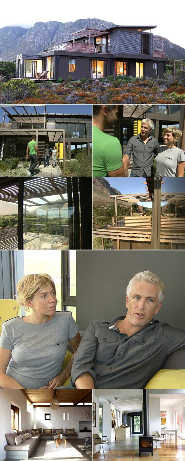 Top Billing features a green eco home