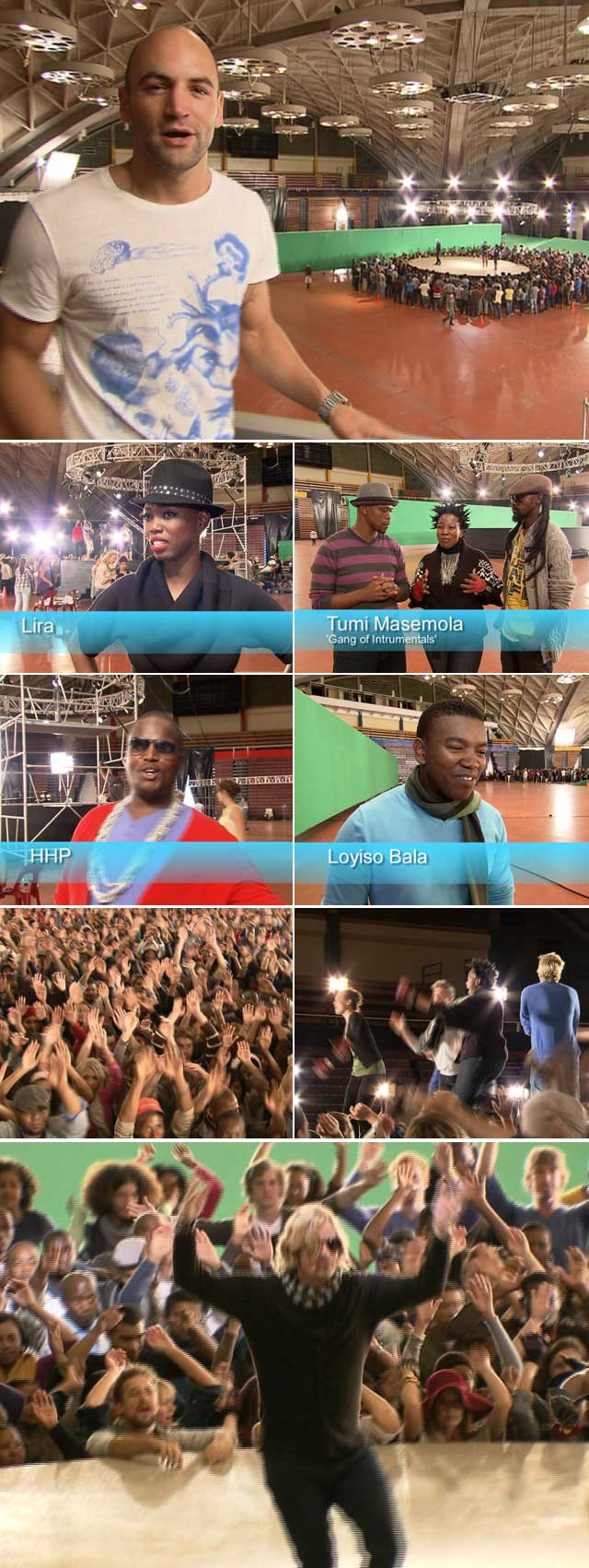 SA Musicians Get Together for Latest Woolworths Ad
