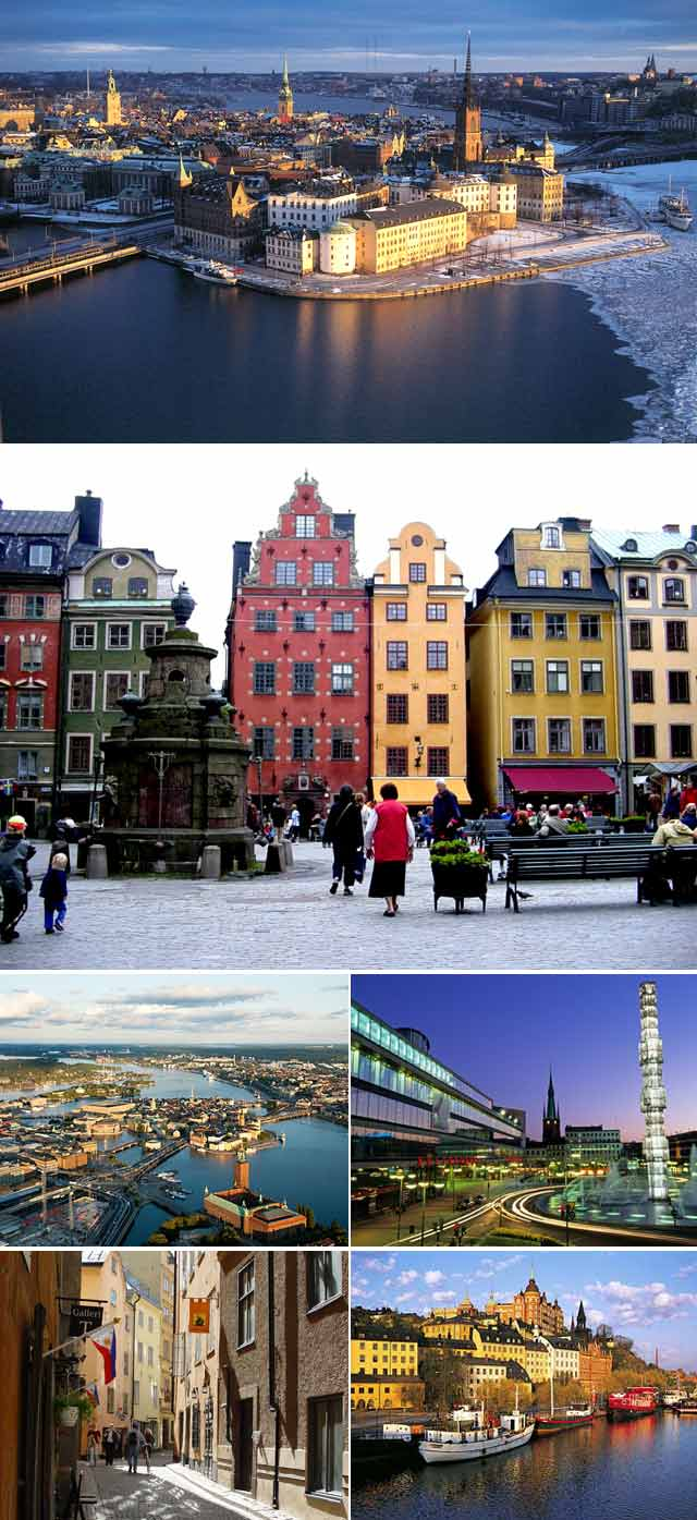Top Billing travels to Stockholm