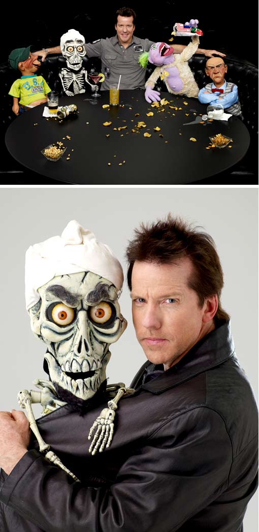 Top Billing interviews comedian Jeff Dunham