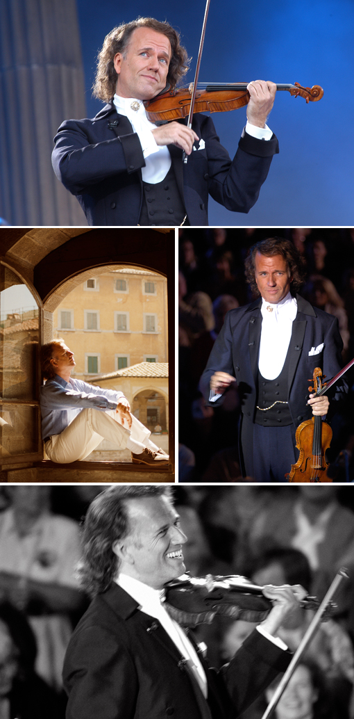 Top Billing interviews andre rieu