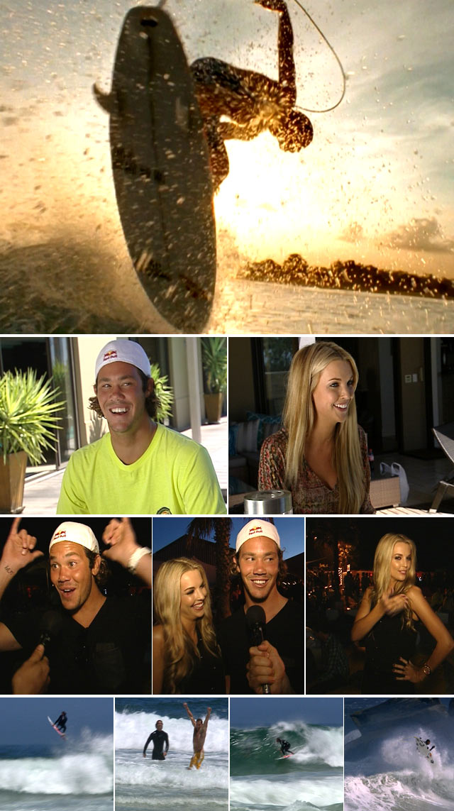 Jordy Smith profile on Top Billing