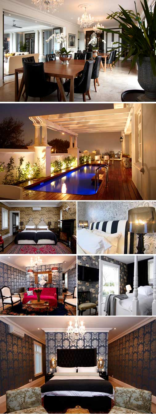 Top Billing features stylish and quirky luxury botique hotel