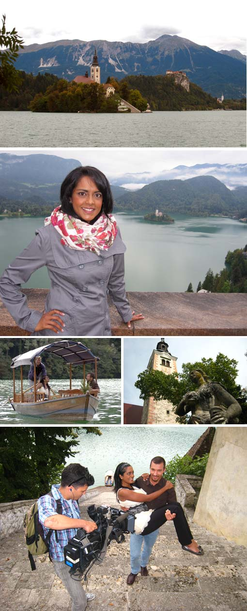 Top Billing presenter Dhiveja explores Slovenia