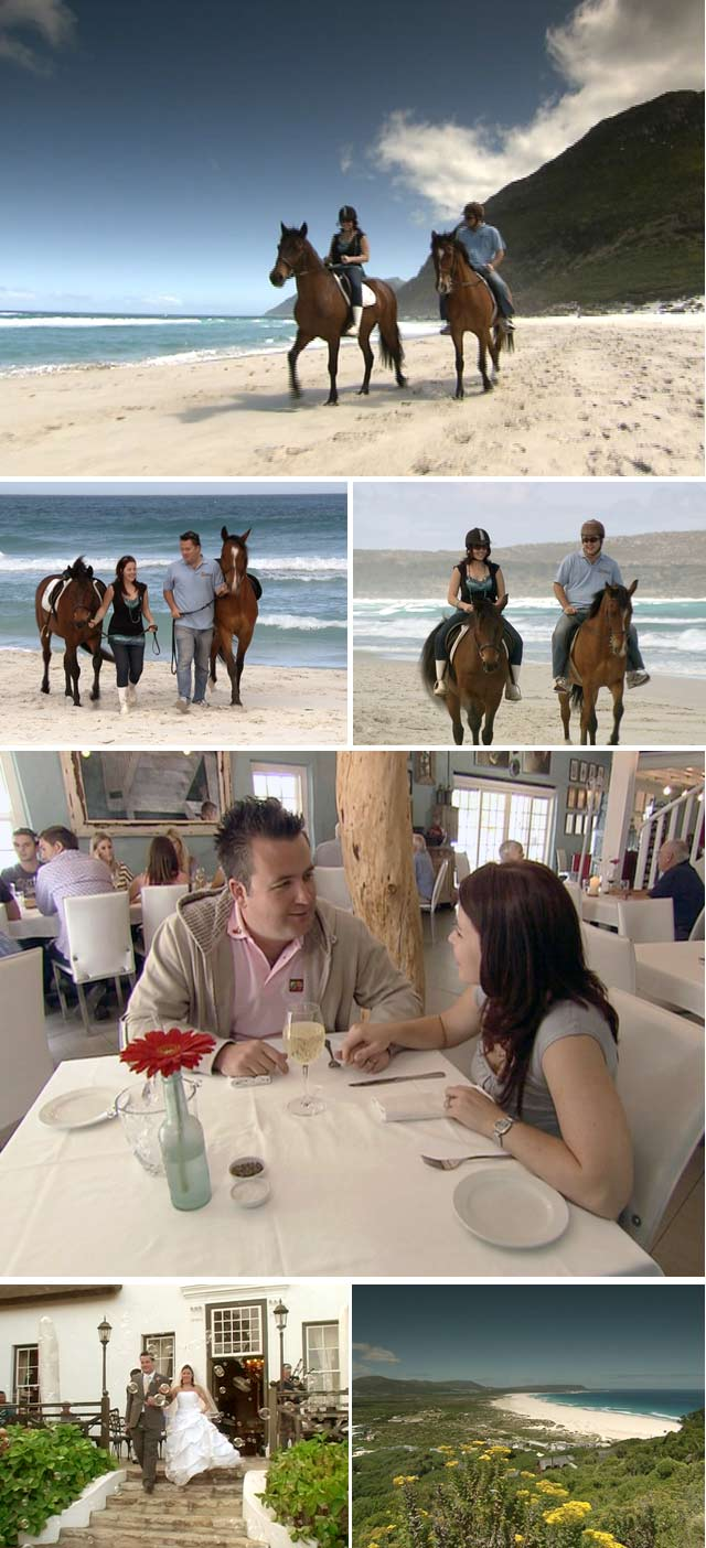 Top Billing brings you the romantic story of a beach wedding proposal
