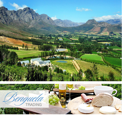 Franschoek ,beautiful scenery,Amazing Food