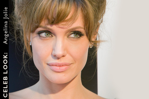 Top Billing brings you Celebrity Looks: Angelina Jolie