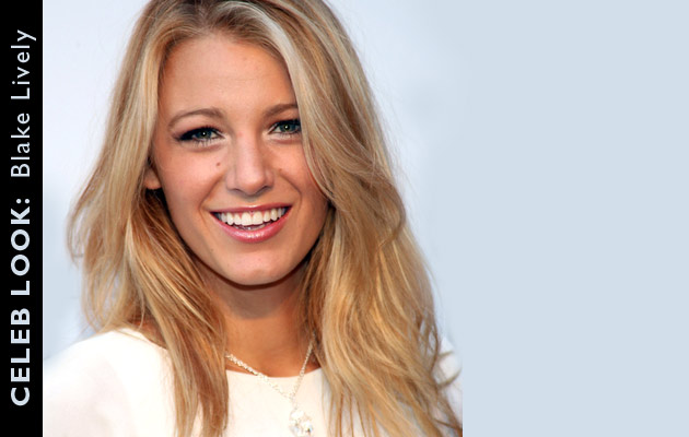 Top Billing brings you tip to achieve Blake Lively's Celebrity Look