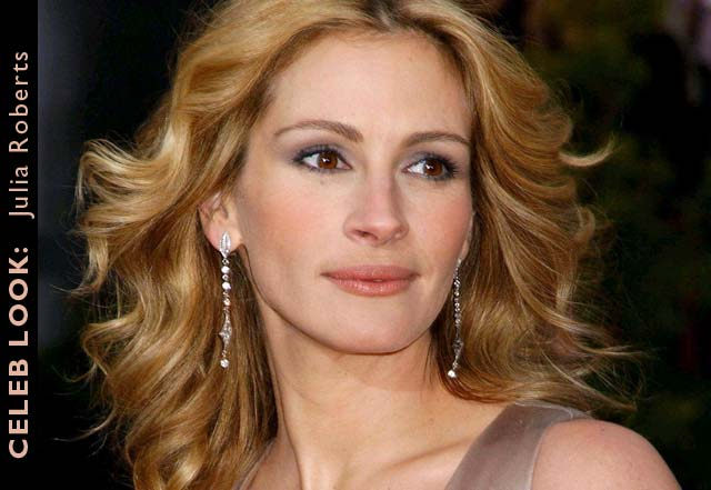 Top Billing brings you tips to achieve Julia Roberts celebrity look