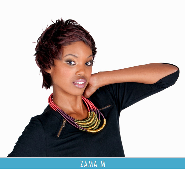 My Top Billing Dream Reality Show contestant Zama M
