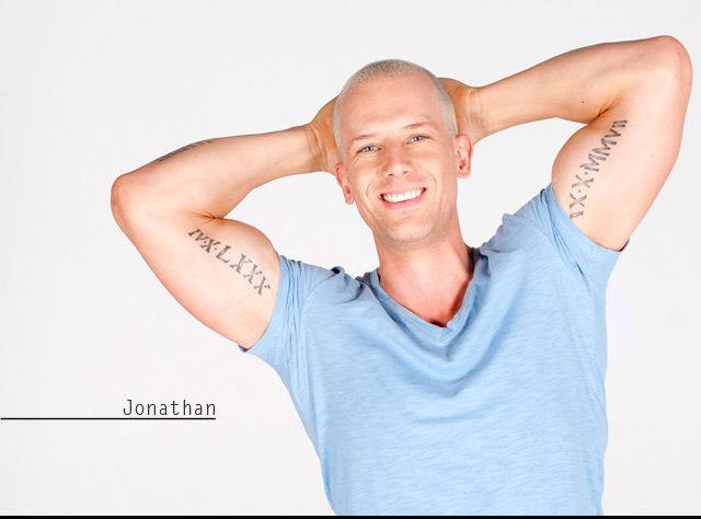 Top Billing presenter Jonathan Boynton-Lee