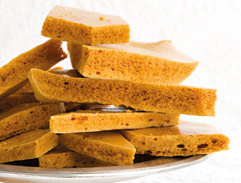 How to make home made honeycomb