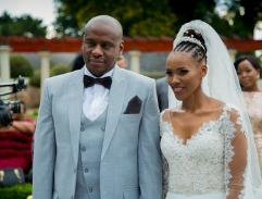 Madoda Hlophe and Relebogile Lelale wed on Top Billing