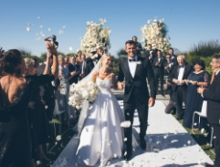 Top Billing attends the wedding of rugby star JJ Engelbrecht