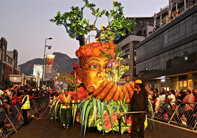 Cape Town Carnival Update: Cape Town Carnival Rocks The Mother City