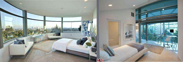 Justin Bieber moves into a new glass mansion  Justin Bieber m...