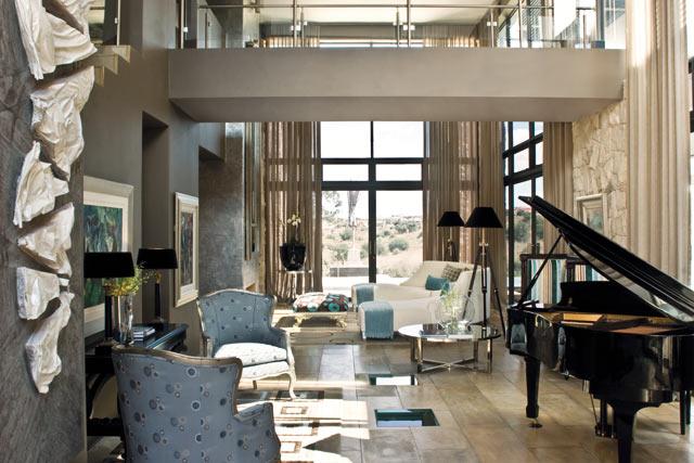 Modern Manor On The Highveld