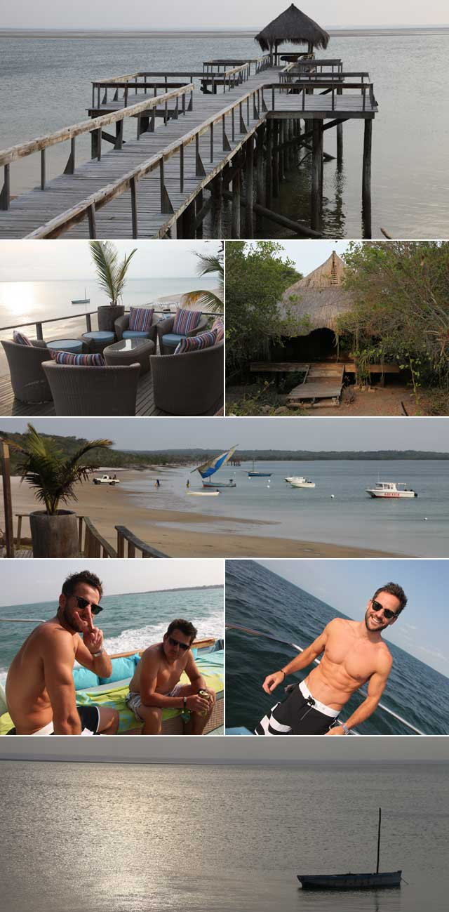 Travel: Rustic Mozambique
