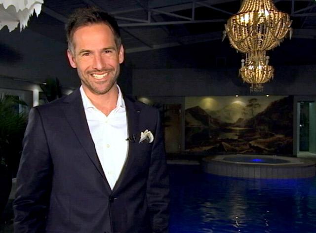 good out x promo code search for original Janez's stylish Kurt Geiger suit