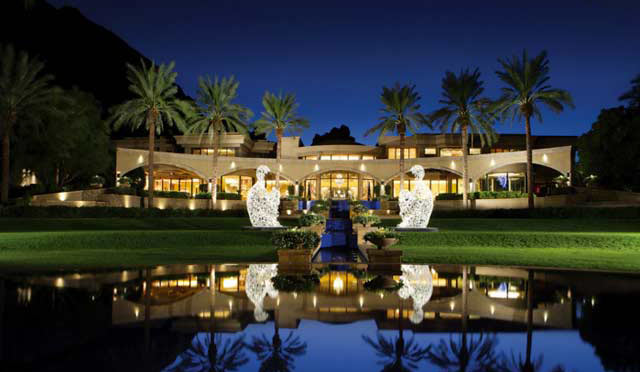 A multimillion Dollar Arizona mansion