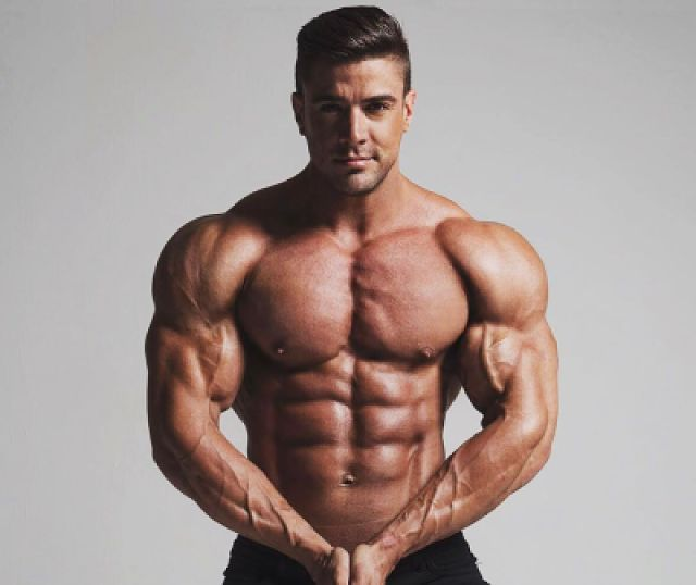 Jaco De Bruyn the one man bodybuilding industry