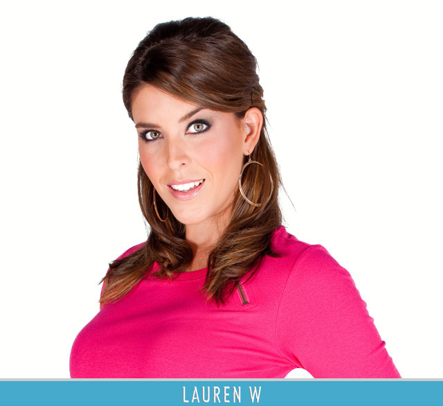 My Top Billing Dream Reality Show contestant Lauren W